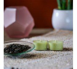 Chauffe-plat Thé vert