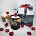 Coffret Saint Valentin gris